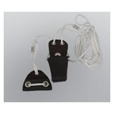 Gompy Bowstringer Tip-Tip Leather BSP-2