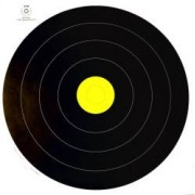 JVD Target Face Field 80 cm.