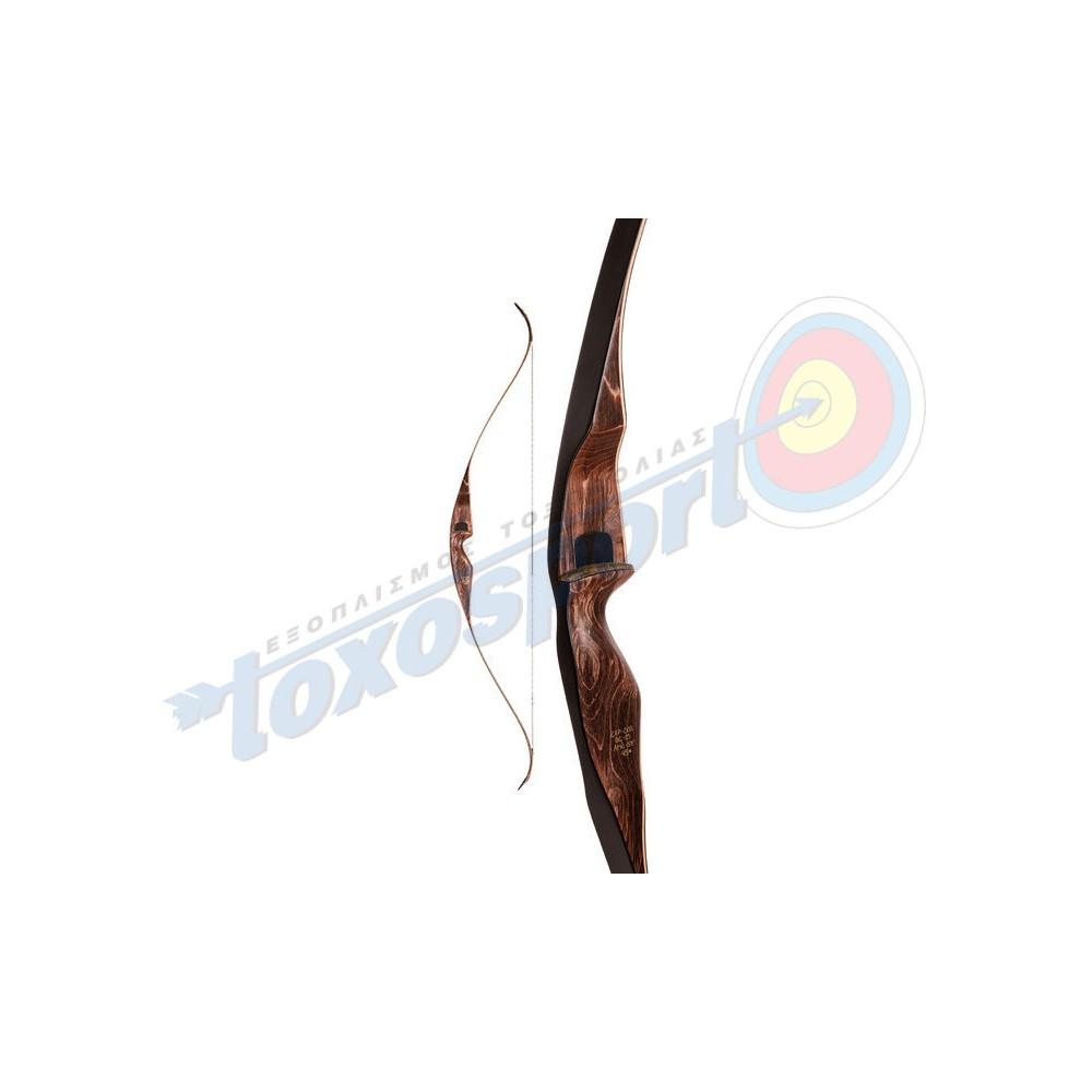 Παραδοσιακό τόξο Bear Archery-Grizzly Dymondwood