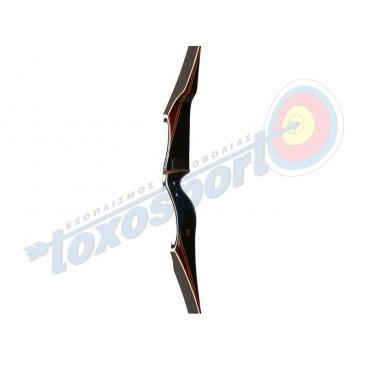 Bear Archery Traditional Bow Super Kodiak Black Phenolic/Bolivian Rosewood