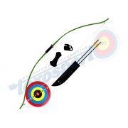 Bear Archery Youth Bow Package Titan